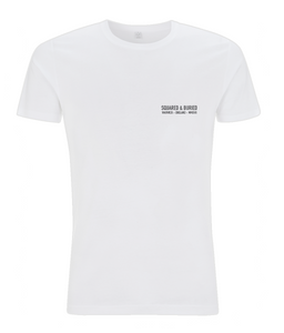 CLASSIC SLIM FIT ORGANIC T-SHIRT - British Rowing Apparel - Squared & Buried