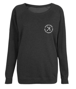 RAGLAN ORGANIC GREVILLE SWEATSHIRT - British Rowing Apparel - Squared & Buried