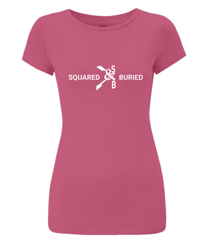 DUDLEY ORGANIC SLIM FIT T-SHIRT - British Rowing Apparel - Squared & Buried