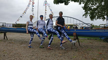 WBC LOUD LEGGINGS - British Rowing Apparel - Squared & Buried