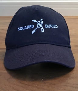 CUSTOMISED HATS & CAPS - British Rowing Apparel - Squared & Buried