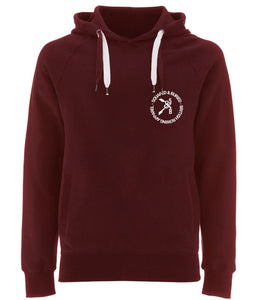 GREVILLE ORGANIC PULLOVER HOODIE - British Rowing Apparel - Squared & Buried