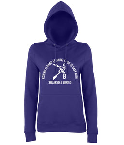 BEAUCHAMP COLLEGE STYLE HOODIE - British Rowing Apparel - Squared & Buried