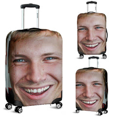 Personalized Luggage Skin