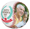 Personalized Photo Baseball Gift-B1004-Happy Father's Day-BEST GRANDPA IN THE WORLD-2021