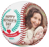 Personalized Photo Baseball Gift-B1011-Happy Mother's Day-BEST TEXT IN THE WORLD-2021