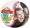 Personalized Photo Baseball Gift-B1012-WORLD BEST DAD-2021