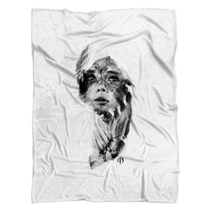 Russell Powell Fleece Blanket | 500 LEVEL