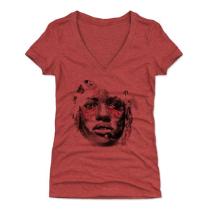 Russell Powell Women's V-Neck T-Shirt | 500 LEVEL