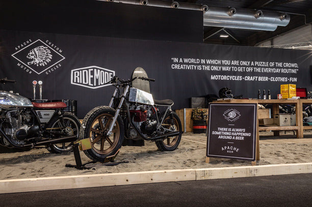 APACHE & RIDE MODE AL MBE 2020