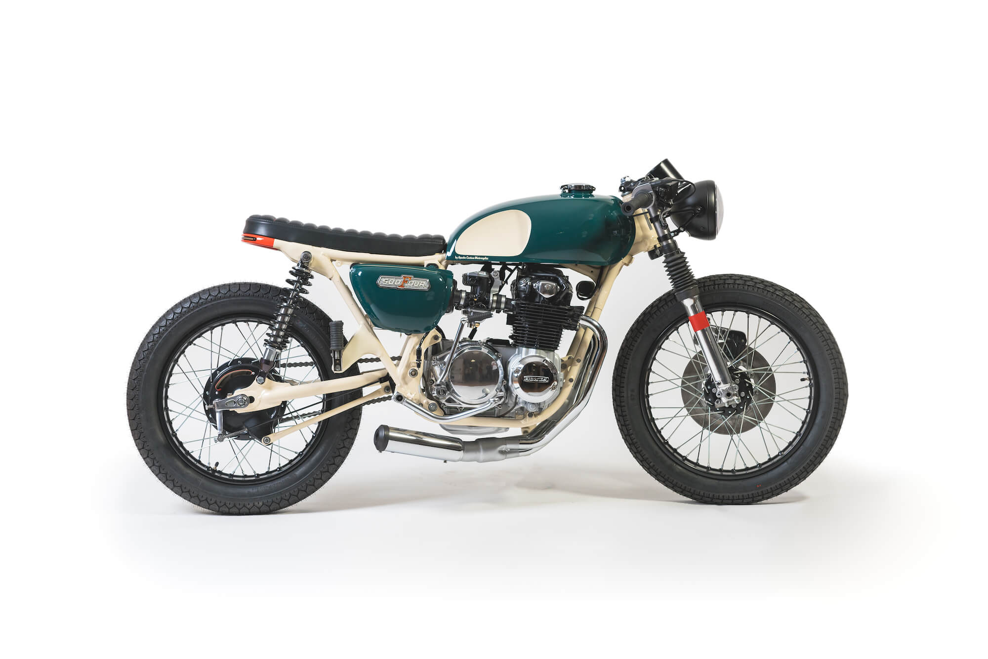 Apache Custom Motorcycles Honda CB 500 Four 1973