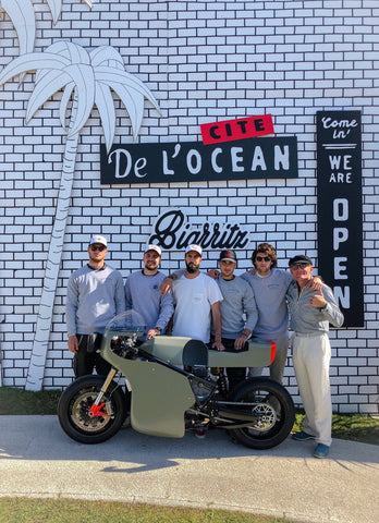 apache custom motorcycles wheels and waves 2019 crew biarritz