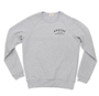 CREW SWEATSHIRT - GRAY