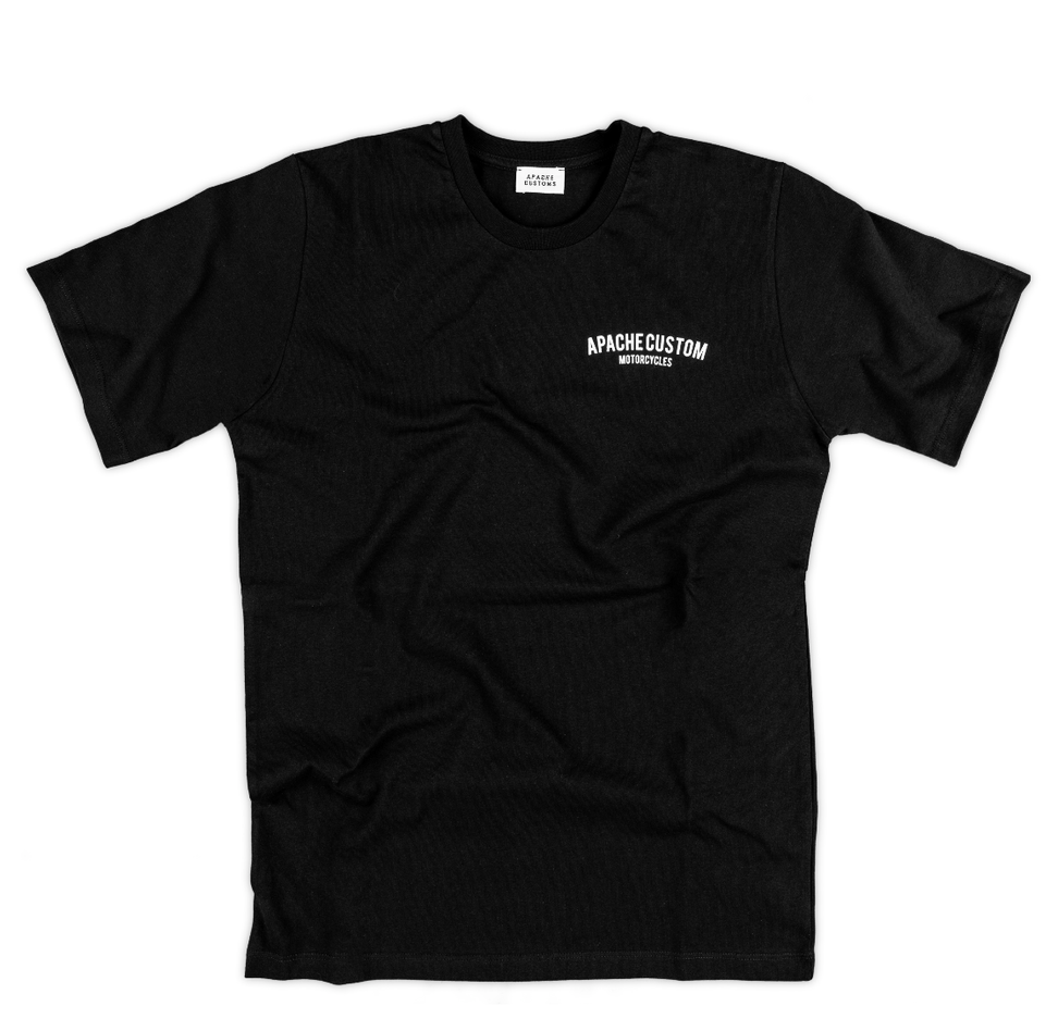 BRAAP TEE - BLACK