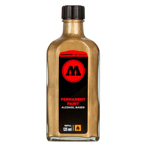 TINTA MOLOTOW PERMANENT PAINT 125 ML