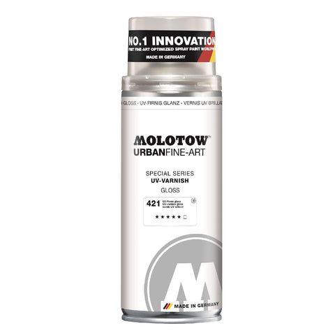 MOLOTOW AEROSOL URBANFINE-ART BARNIZ UV 400ML