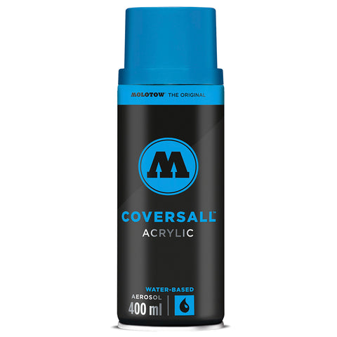 AEROSOL ACRÍLICO BASE AGUA COVERSALL 400 ML