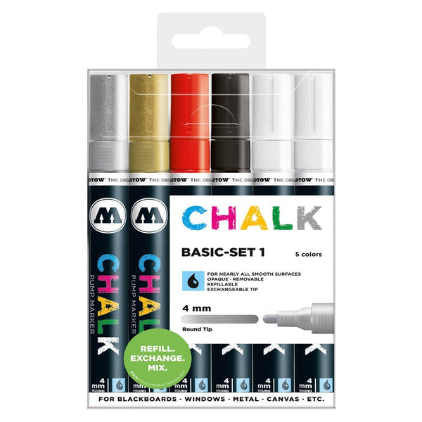 set-basico-1-con-6-marcadores-chalk-4mm-molotow-mexico