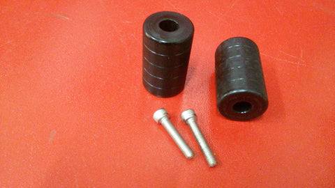 Spare pair of Frame Slider and bolts