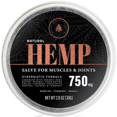 Hemp Extract Salve - 750MG