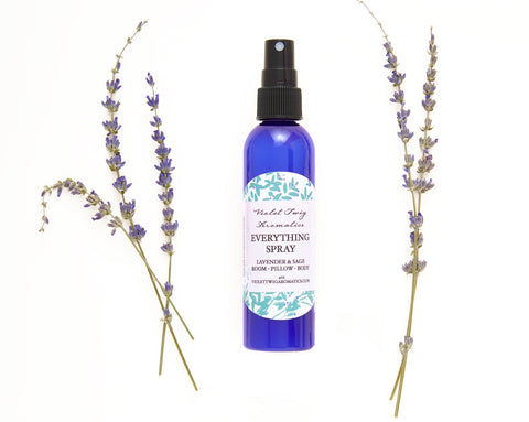 Everything Spray - Essential Oils of Lavender & Sage