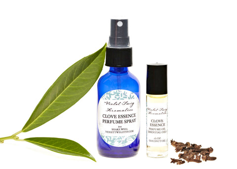 A Great Clove Oil Cologne - Violet Twig Aromatics