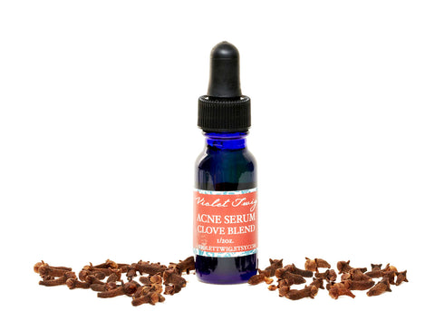 Organic Essential Oil Serum - Violet Twig Aromatics