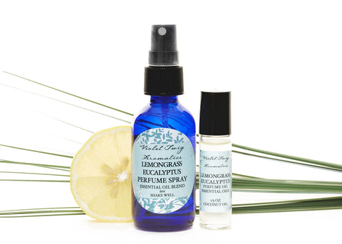 A great organic perfume oil - Violet Twig Aromatics