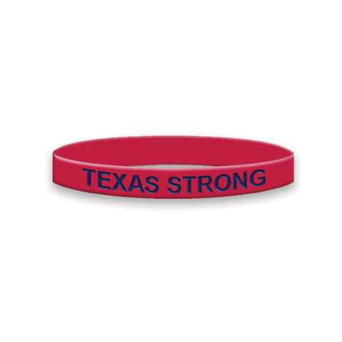 Texas Strong - KJ Wristbands (Pack of 10)