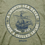 Kerusso® Adult T-Shirt - Smooth Sea
