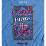 Create In Me Christian T-Shirt