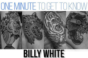 One Minute To Get To Know Billy White