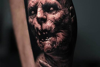 10 Tattoos To Haunt Your Dreams