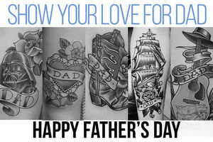 Show your love for Dad
