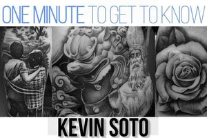 One Minute To Get To Know Kevin Soto