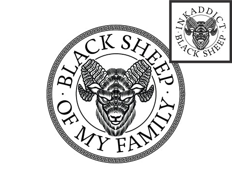 Black Sheep Black Collection Detail