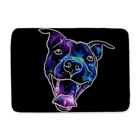 bath mat home gift dog lovers