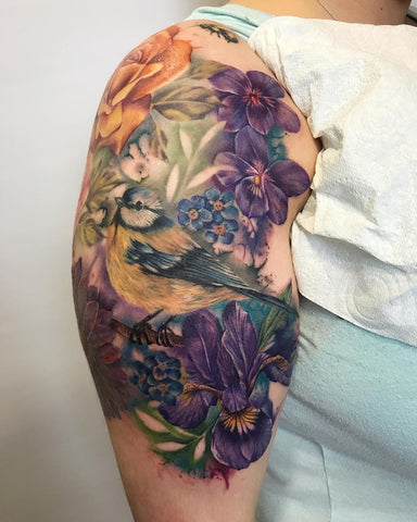 unique tattoos for women
