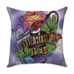Billmaier Throw Pillow