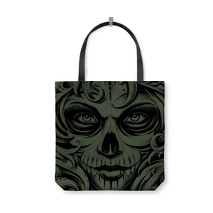 Jensen Death Tote Bag