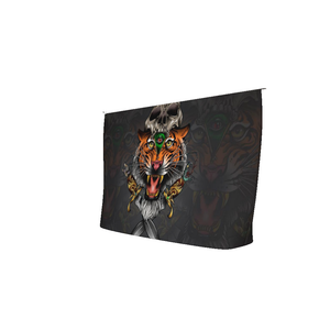 Parisi Tiger Accessory Pouch
