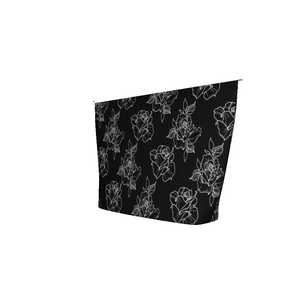 Timmy B Rose Outline Accessory Pouch