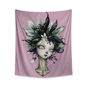 Hathaway Lady II Wall Tapestry