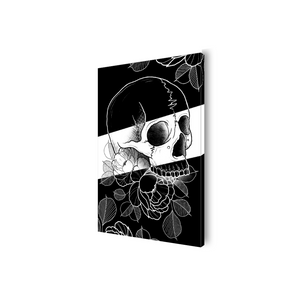 Kodi Ellis Skull Canvas