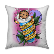 Billmaier Dip Throw Pillow