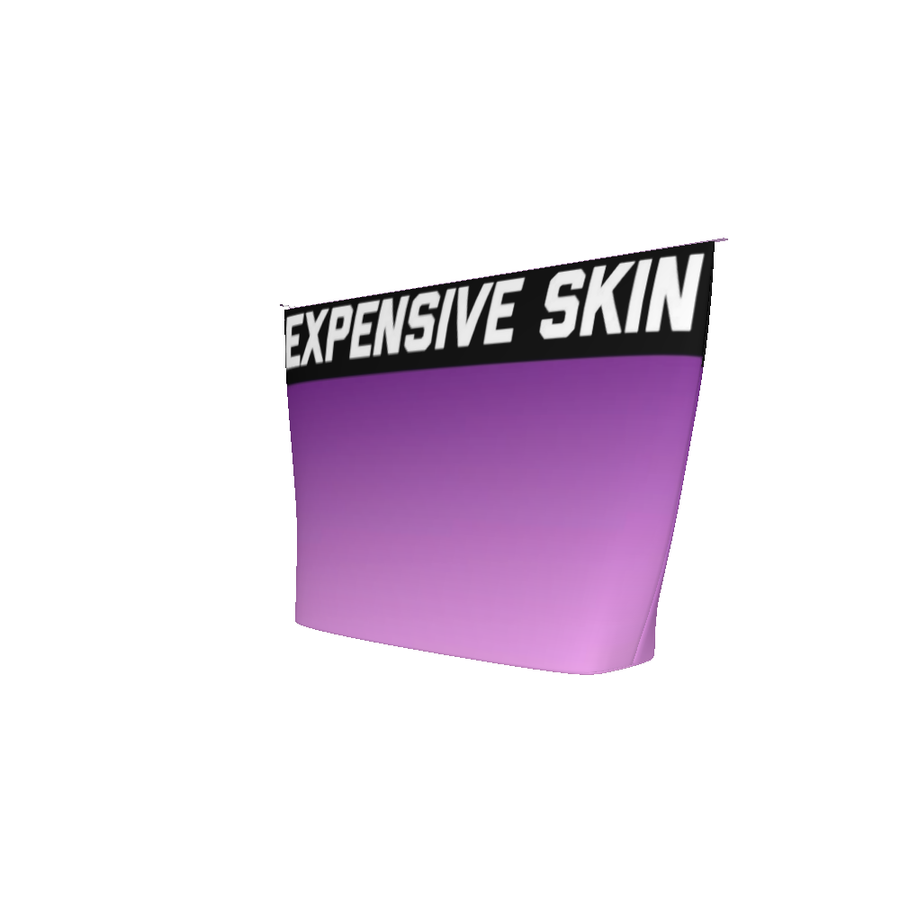 Expensive Skin Pink Accessory Pouch