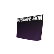 Expensive Skin Purple Accessory Pouch