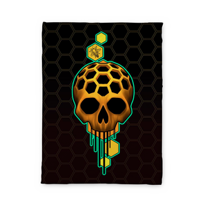 CK Honey Fleece Blanket