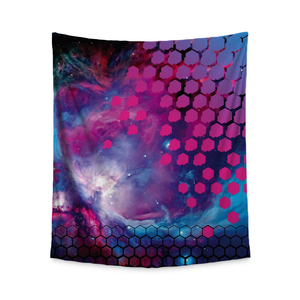 Johnny Andres Orion Wall Tapestry Indoor