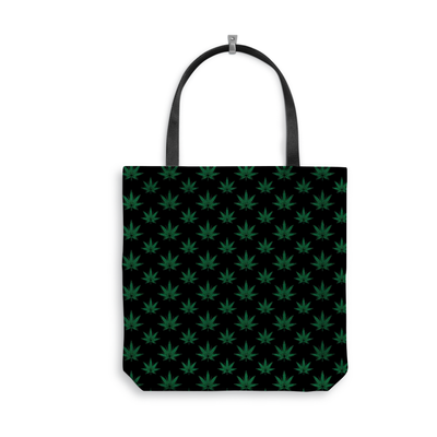 Haney Leaf Tote Bag